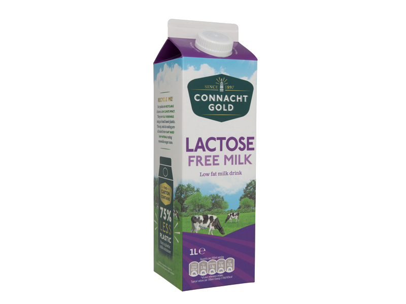 Connacht Gold Lactose Free Milk