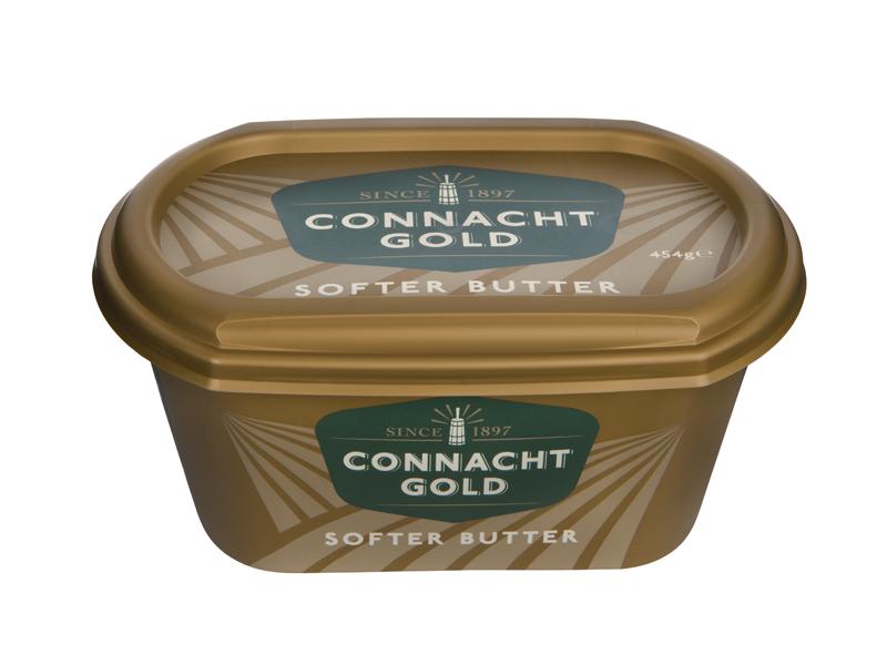 Connacht Gold Softer Butter 454g
