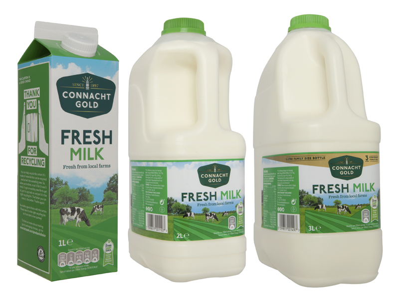 Connacht Gold Whole Milk