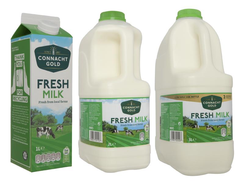 Connacht Gold Whole Milk