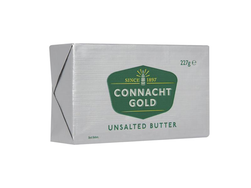 Connacht Gold Unsalted Butter